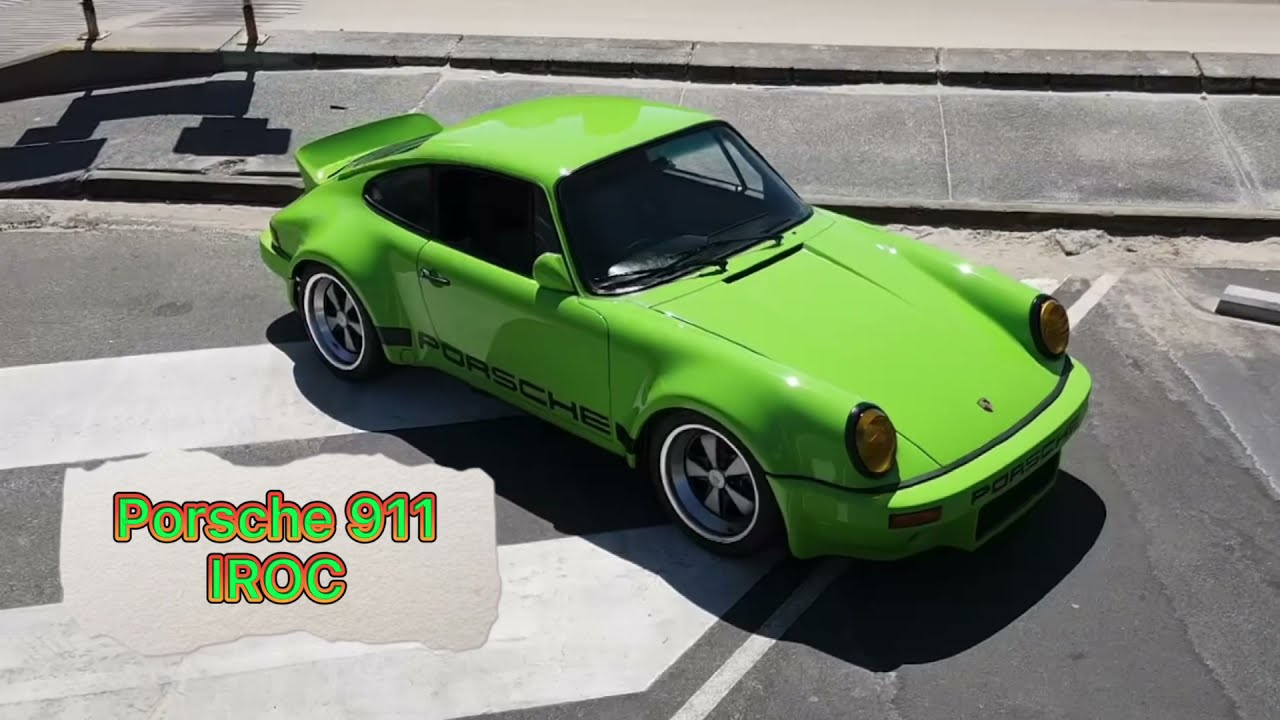 Porsche 911 IROC