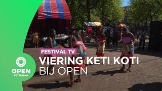 Vier Keti Koti Met Festival Tv | Festival Tv