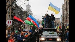Судороги Порошенко под марш за импичмент.