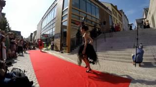 Défilé de mode du 04 juillet 2015 organisé par Fraise au Loup à Orléans