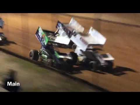 5/18/19 Carolina Sprint Cars Harris Speedway