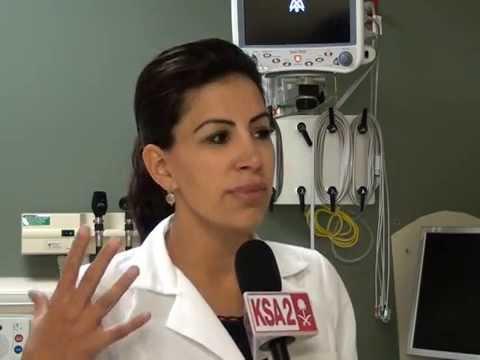 Dr. Leen Alblaihed, 2014 Saudi medical resident, U Md Emergency Medicine
