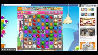 Level 1256 Candy crush NO BOOSTERS ***