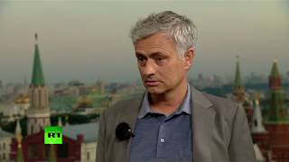 "José Mourinho: ""Mexiko hat vollkommen zurecht gesiegt"""