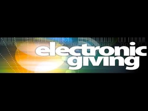 Electronic Giving : The Tithe ly App Excerpt from Video Forum Session 3