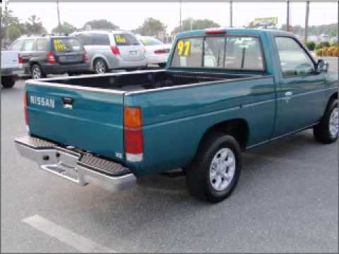1997 nissan pickup fruitland park fl youtube. Black Bedroom Furniture Sets. Home Design Ideas
