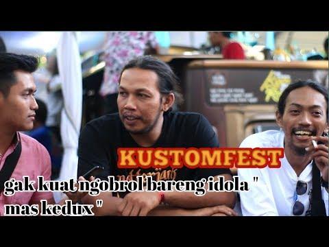 Kustomfest2018 Kustom Tanpa Batas Sampai Tuntas, Maju Terus Dunia Kustom INDONESIA