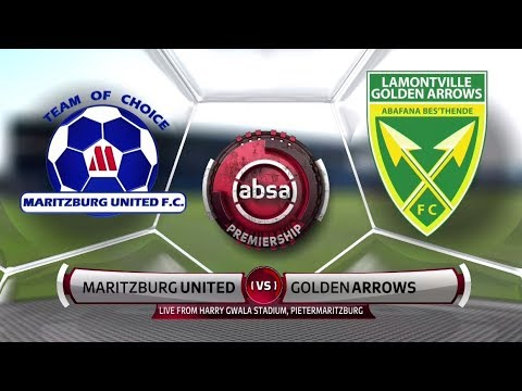 Absa Premiership 2018/19 | Maritzburg United vs Golden Arrows