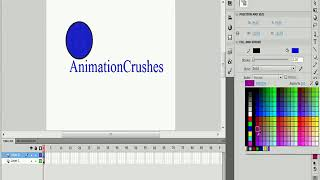 text animation in flash#Encorephotoshop