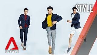5 ways to wear the navy blazer | CNA Lifestyle