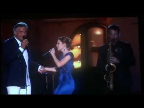 Andrea Bocelli - Corcovado (Part. Sandy Leah)