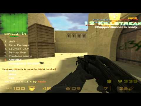 Counter Strike Warzone Gameplay