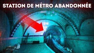 Le Secret de la Station de Métro Abandonnée City Hall, à New York