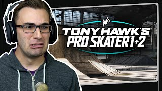 Tony Hawk's Pro Skater 1 + 2 Warehouse Demo | Conferindo Gameplay
