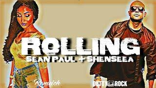 Sean Paul Feat Shenseea Rollin 39 Official Audio