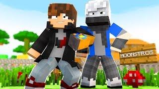 Minecraft: MOONSTROS - ZOOLOGICO  - ‹ JUAUM › #01