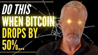 Prepare Yourself!! This Will Happen When Bitcoin DROPS by 50% - Michael Saylor | Bitcoin Prediction!