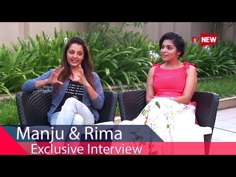 Exclusive Interview with Rima Kallingal and Manju Warrier | Rani Padmini