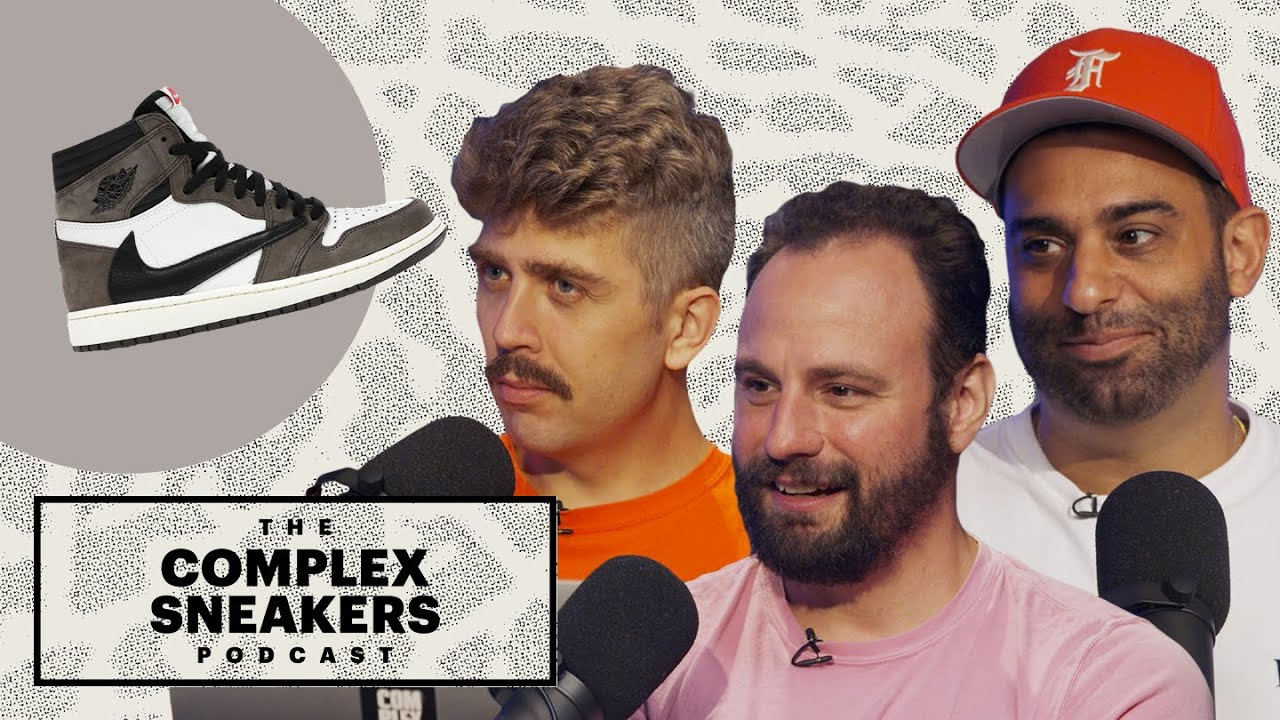 Download Debating Travis Scott's Best and Worst Nike and Jordan Sneakers | The Complex Sneakers Podcast