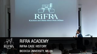 Matteo Rivolta / Marketing RiFRA Milano / Università Milano Bicocca