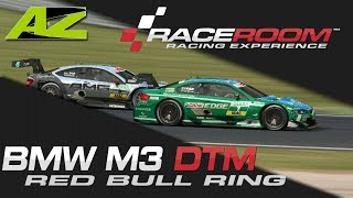 RaceRoom Experience (PC) - BMW M3 DTM em RedBull Ring International - PTBR - 2018
