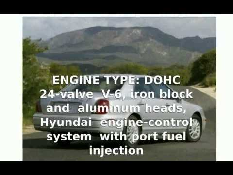 Hyundai XG350 - Review & Info