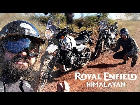 CHAPADA TRIP COM 2 ROYAL ENFIELD HIMALAYAN - MOTORAMA #151