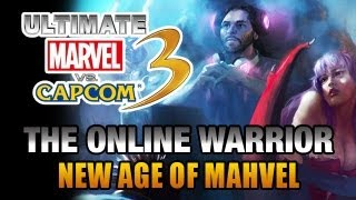 UMVC3: The Online Warrior SEASON 2 - Ep. 34 'EVO Predictions...The New Age Of Mahvel'