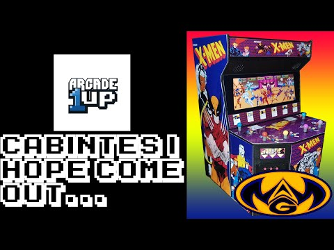 Arcade 1up Titles I Am Wishing For. (What A Geek) from What a Geek