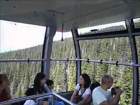 Whistler, BC World's Longest Cable Car
