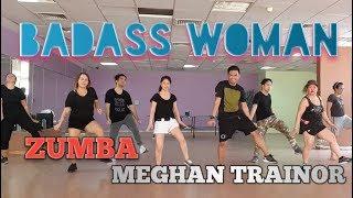 Badass Woman by Meghan Trainor | H² Zumba | Choreography by ZIN Herdz Hervera | DUBAI