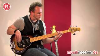 Sterling by Music Man Ray34 Classic Active im Test