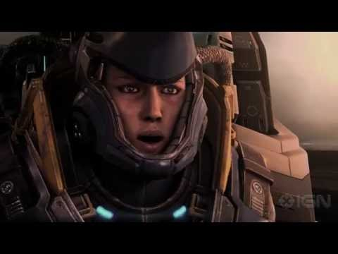 StarCraft 2: Nova Covert Ops Mission Pack 2 Intro Cinematic