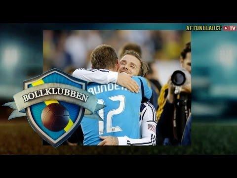 David Beckhams pr-kramar i Bollklubben