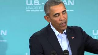 "Obama on Trump... ""Fuck Donald Trump"""