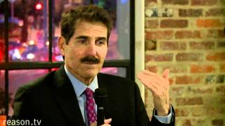"John Stossel on Journalism, How He Became Libertarian & His New Book ""No They Can"