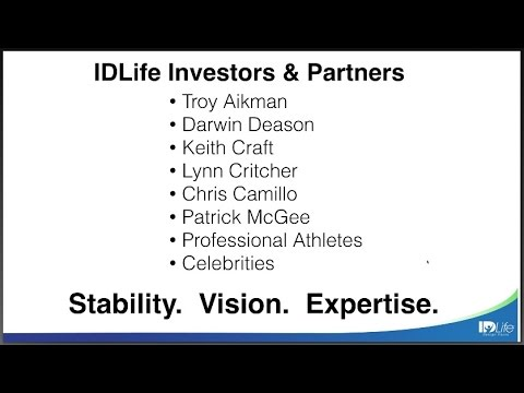 #IDLIFE Live Life To The Fullest & Get Healthy!