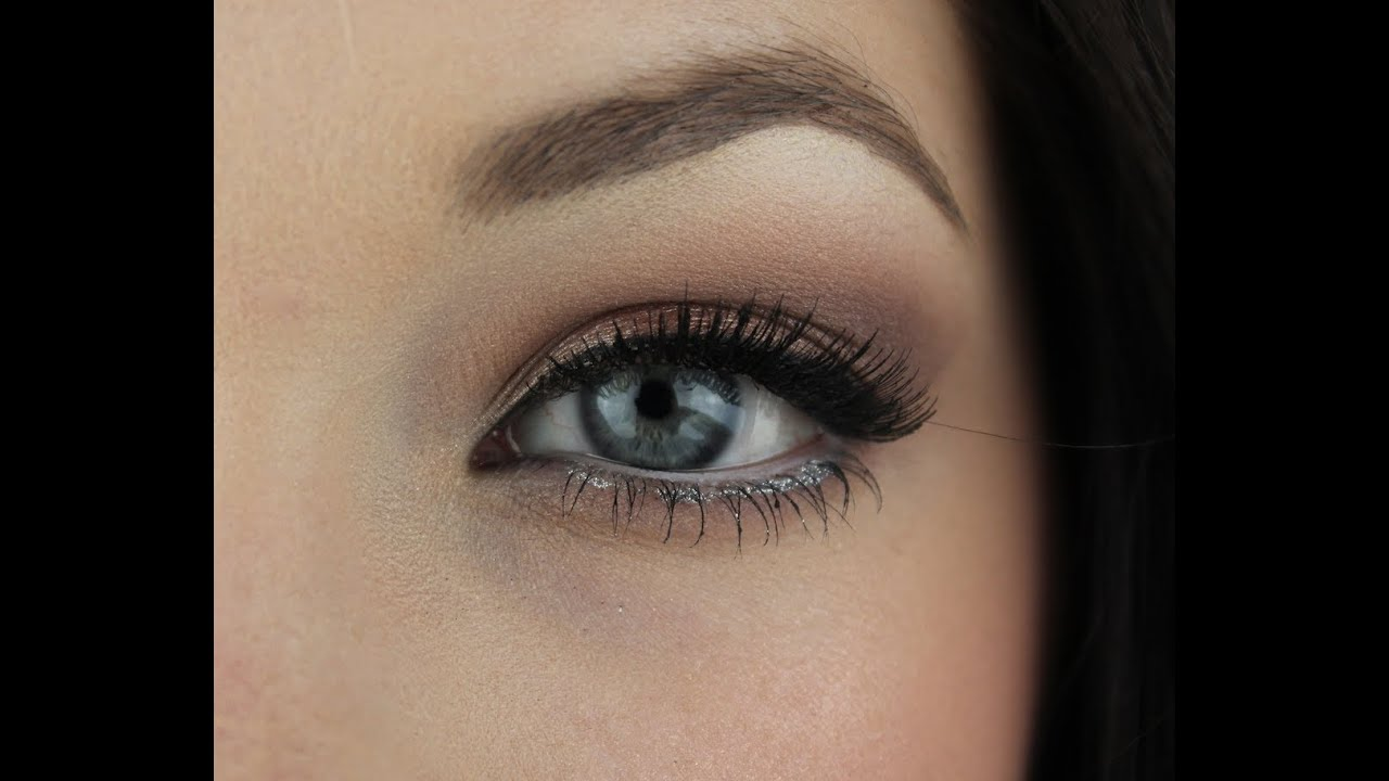 Effortless Neutral Smokey Eye Makeup Tutorial Tori Sterling
