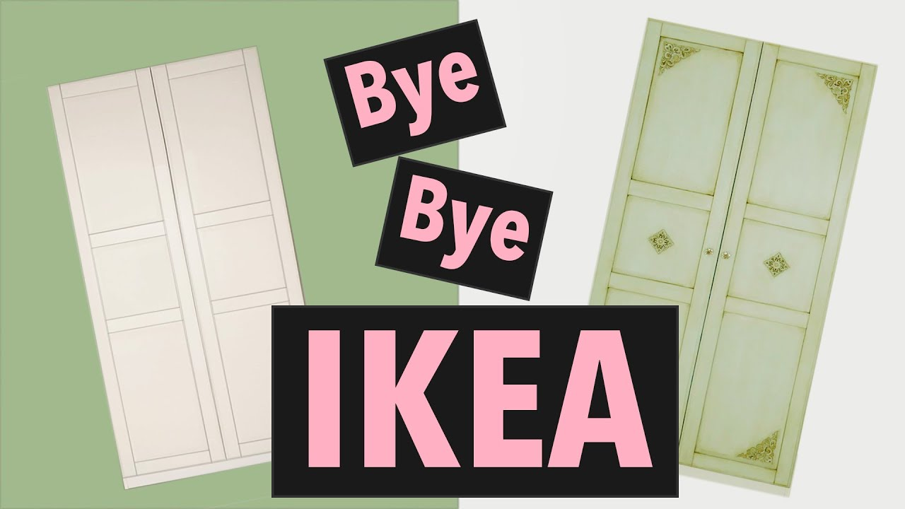 Ikea Hack Facile Senza Carteggiare Con La Chalk Paint Youtube
