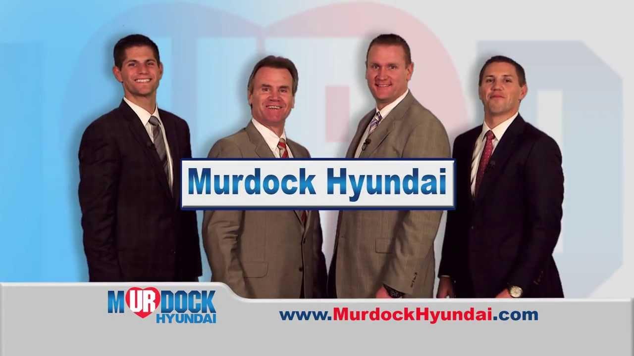 Murdock Hyundai Murray >> Murdock Hyundai Your No Regrets Dealer In Utah