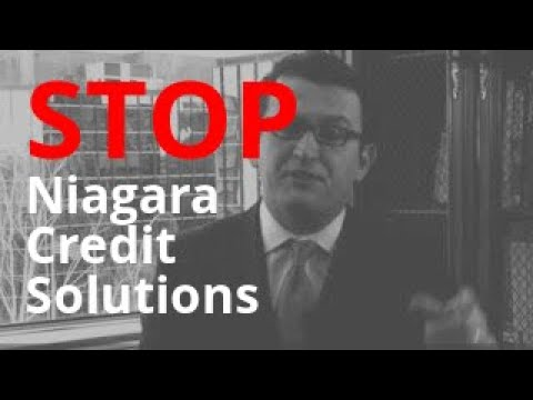 Niagara Credit Solutions Calling? | Debt Abuse + Harassment Lawyer