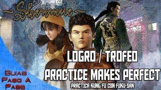 Video de Shenmue HD | Logro / Trofeo: Practise Makes Perfect