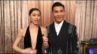 161218B 萬千星輝頒獎禮 2016Oriental Sunday FB Live Chat - Ruco Chan and Nancy Wu