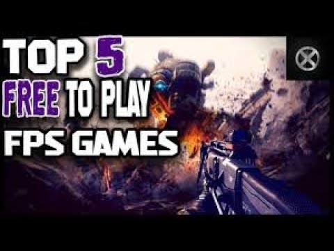 TOP 5 BEST FPS-SHOOTING GAMES ON STEAM   WITH DOWLOAD LINKS