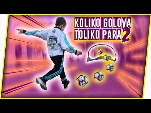 KOLIKO GOLOVA = TOLIKO PARA #2