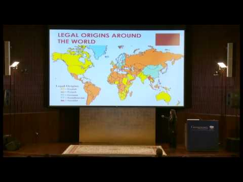 Middle East: Globalization, Regulations and Development by Dr. Adriana Kugler