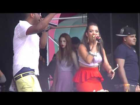 Lumidee at the 116th Street Festival In Spanish Harlem N.Y. (Full Set)