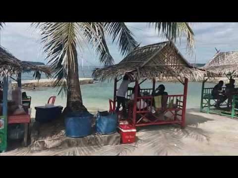 Tourist destination, Sdach island, Smach island, Koh Kong province, Seaside travel