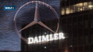 Daimler-Konzern: Die geplante …