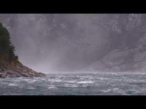 Katabatic winds in northern Norway